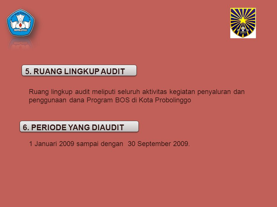 1. Gambaran Keuangan Jml. Dana BOS Kota Probolinggo : Rp.10.919.370.000,00