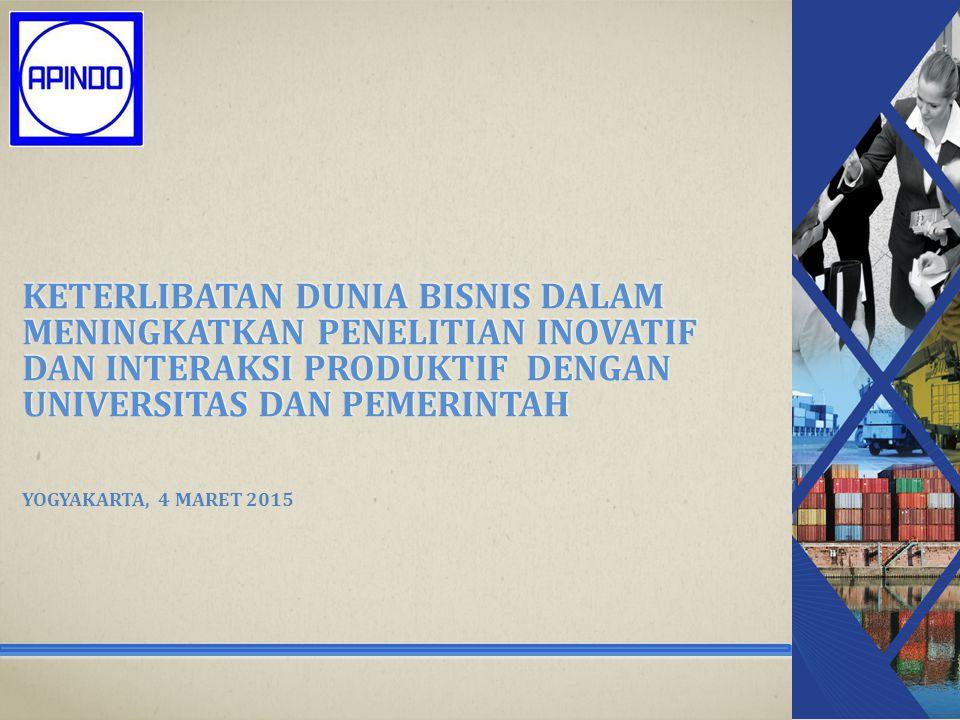 BENTUK KERJASAMA INDUSTRI DAN UNIVERSITAS CONTOH UIG PARTNERSHIP DI INDONESIA ANGGOTA : lembaga R&D milik pemerintah, universitas,sektor swasta, lembaga R&D internasionaL, LSM, kelompok industri dan kelompok tani.