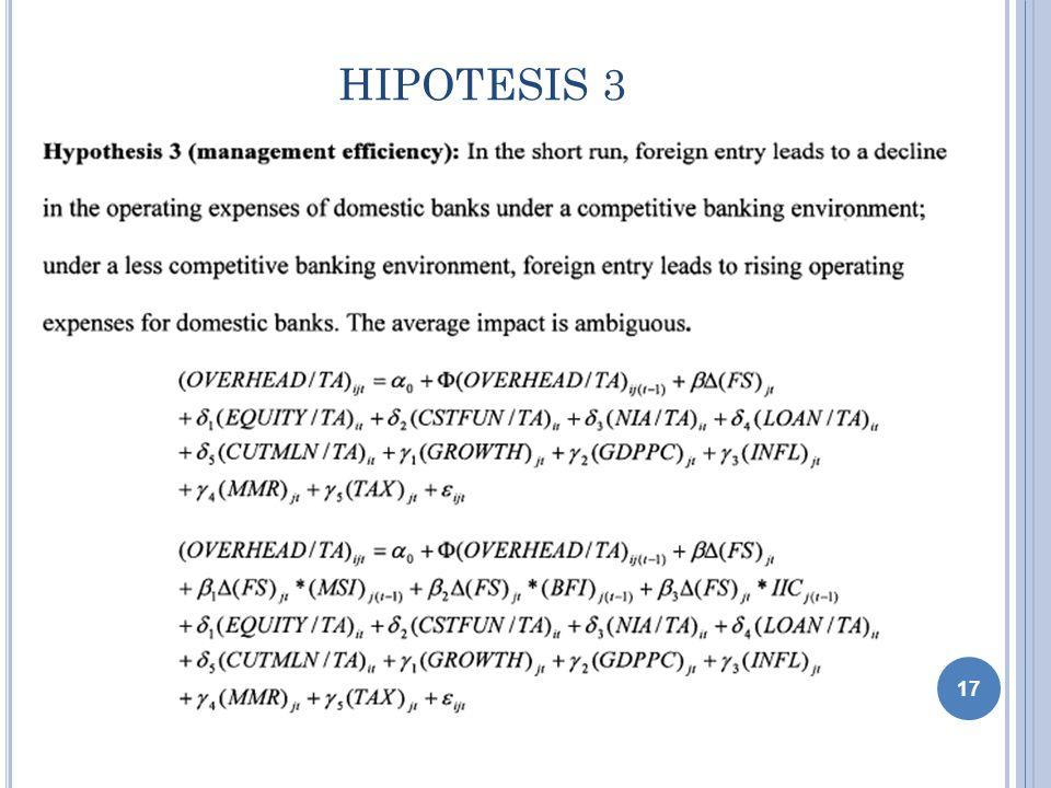 HIPOTESIS 3 17
