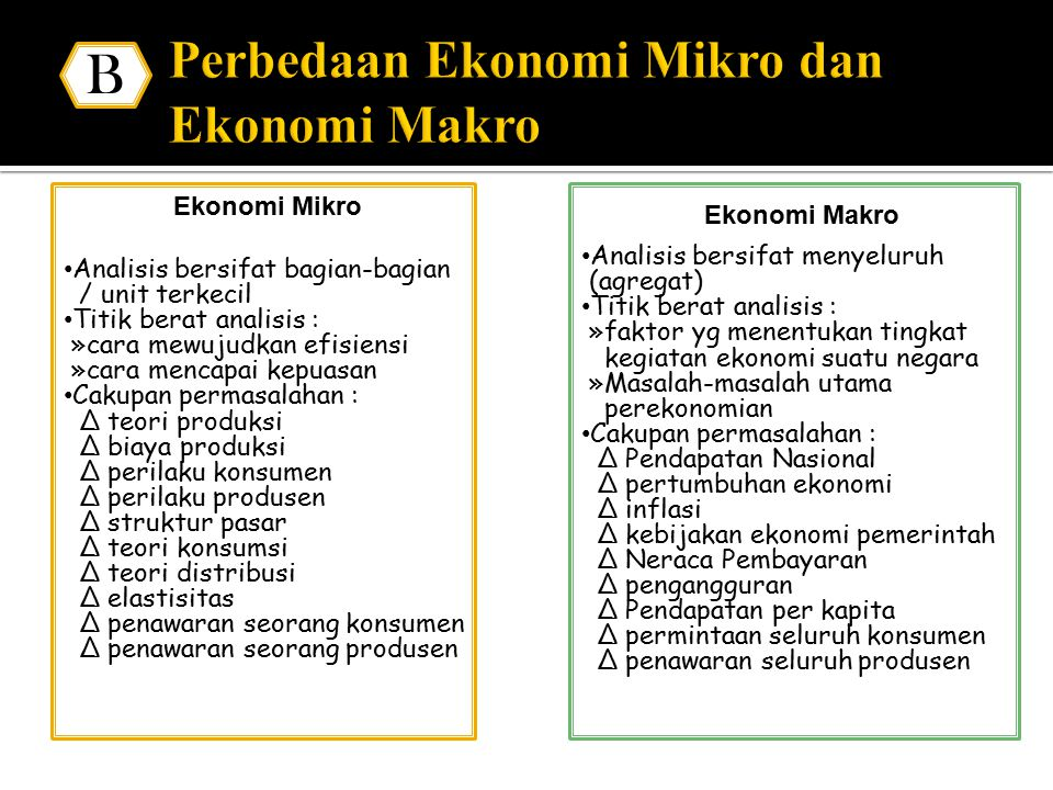 1.Pengangguran yang relatif tinggi 2. Inflasi 3. Neraca pembayaran internasional 4.
