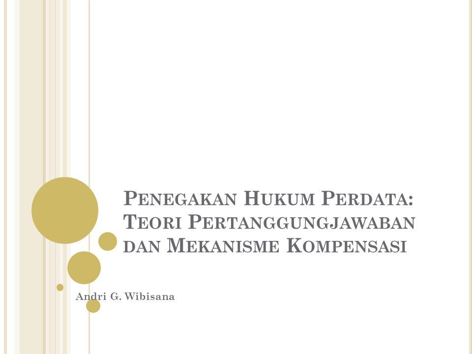 Penjelasan Pasal 87 UUPPLH: Ayat (1): Ketentuan dalam ayat ini merupakan realisasi asas yang ada dalam hukum lingkungan hidup yang disebut asas pencemar membayar.