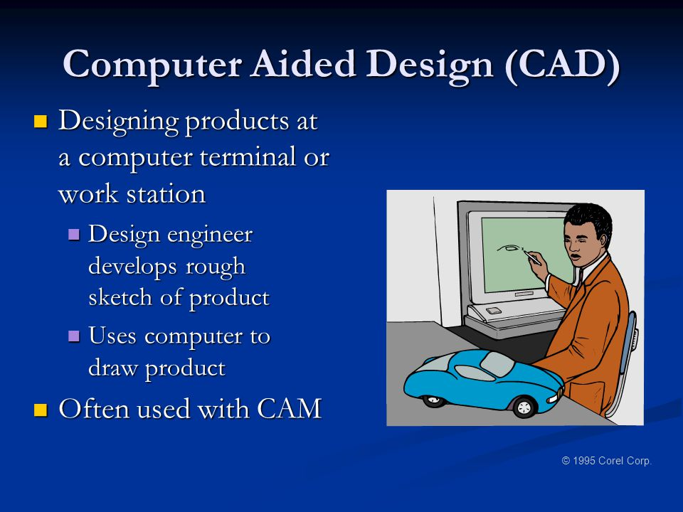Designing products at a computer terminal or work station Designing products at a computer terminal or work station Design engineer develops rough ske