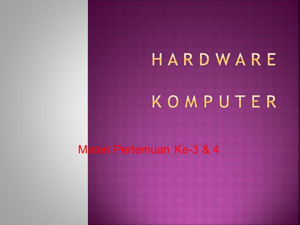 ♣ Printer dan plotter Merupakan perangkat pencetak merupakan perangkat hardcopy yang dihasilkan dari hasil pemprosesan komputer dan input dari penggunanya.