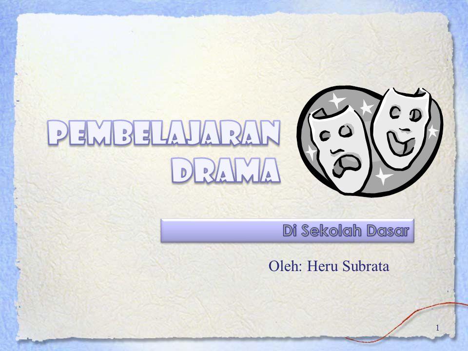 1 Oleh: Heru Subrata