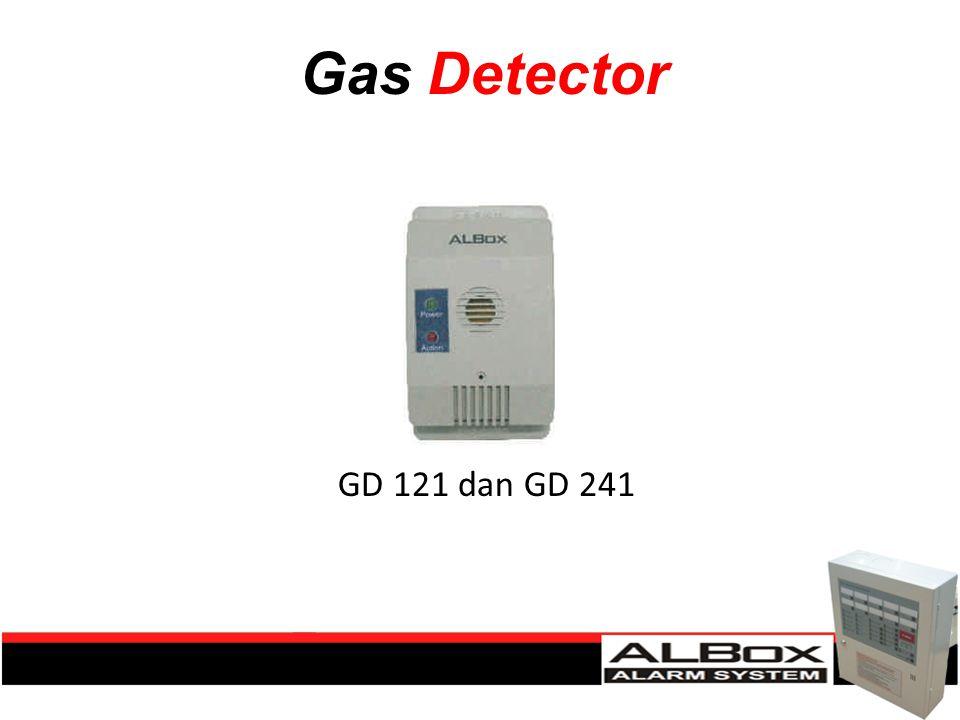 Gas Detector GD 121 dan GD 241