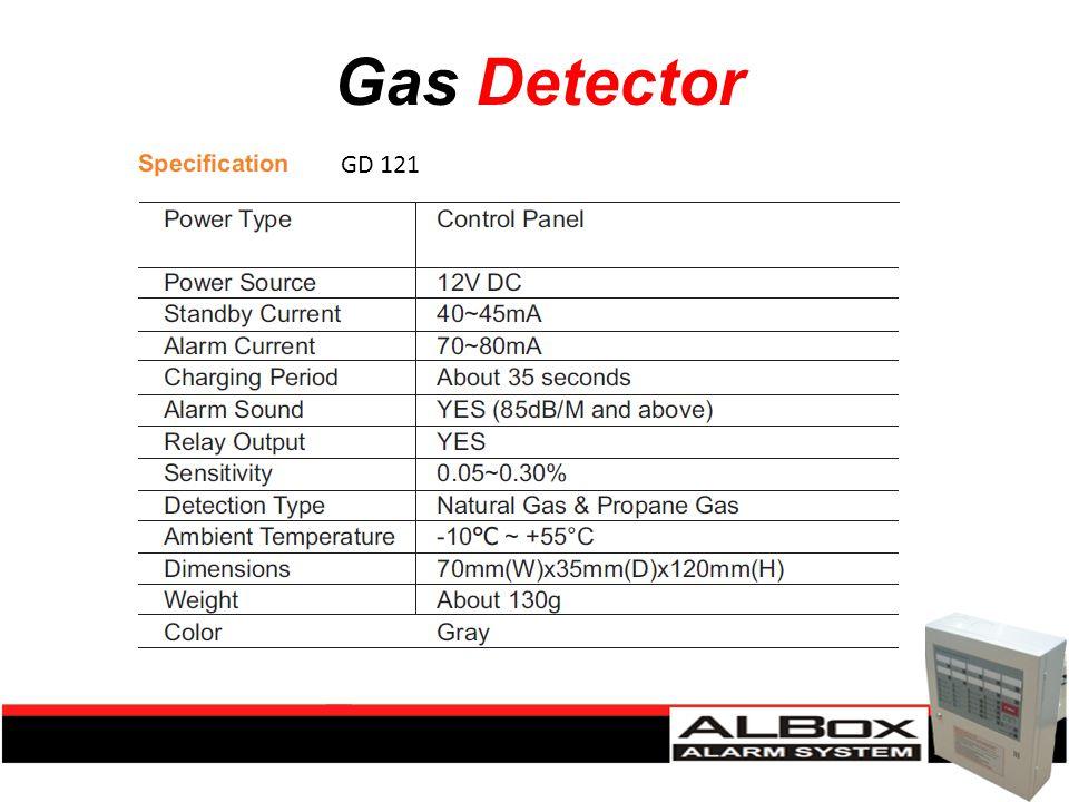 Gas Detector GD 121
