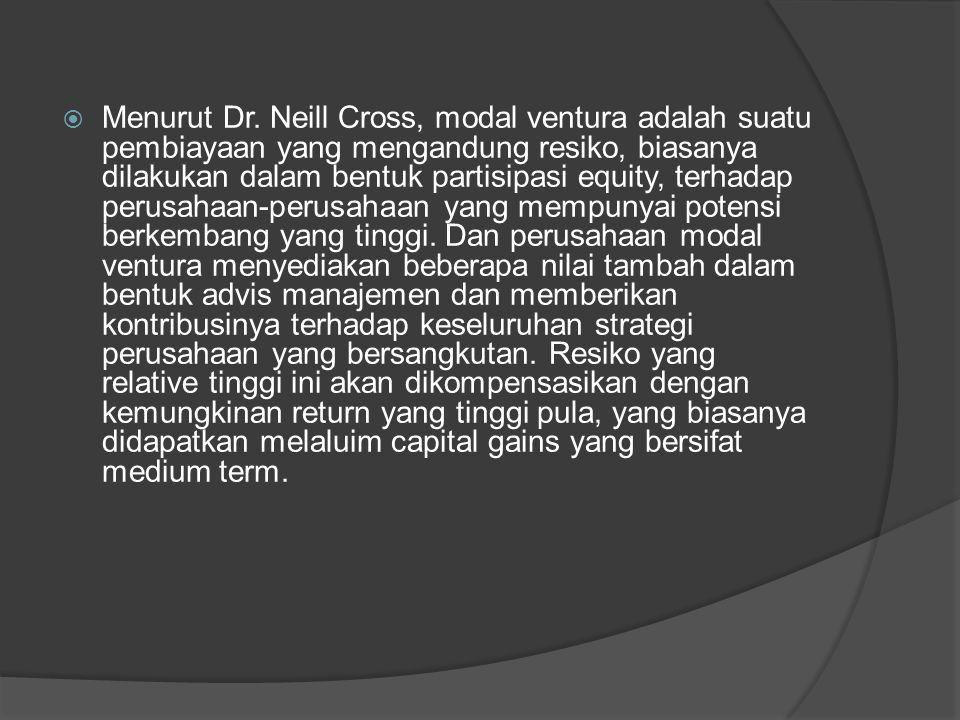 DASAR HUKUM MODAL VENTURA  Keppres No.9 Tahun 2009 tentang Lembaga Pembiayaan.