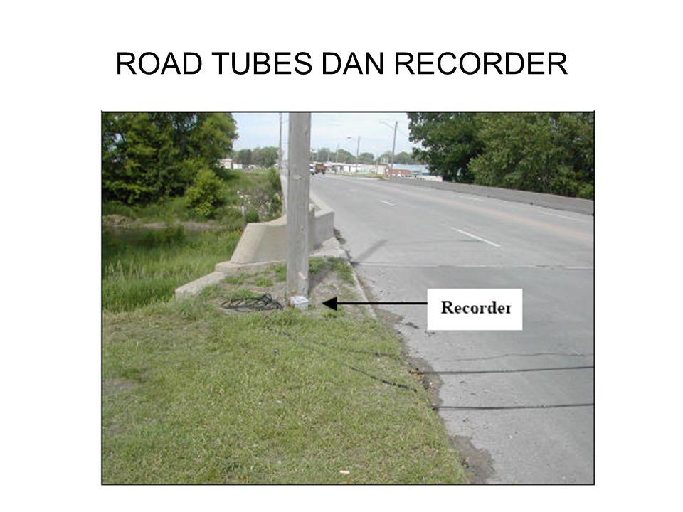 ROAD TUBES DAN RECORDER