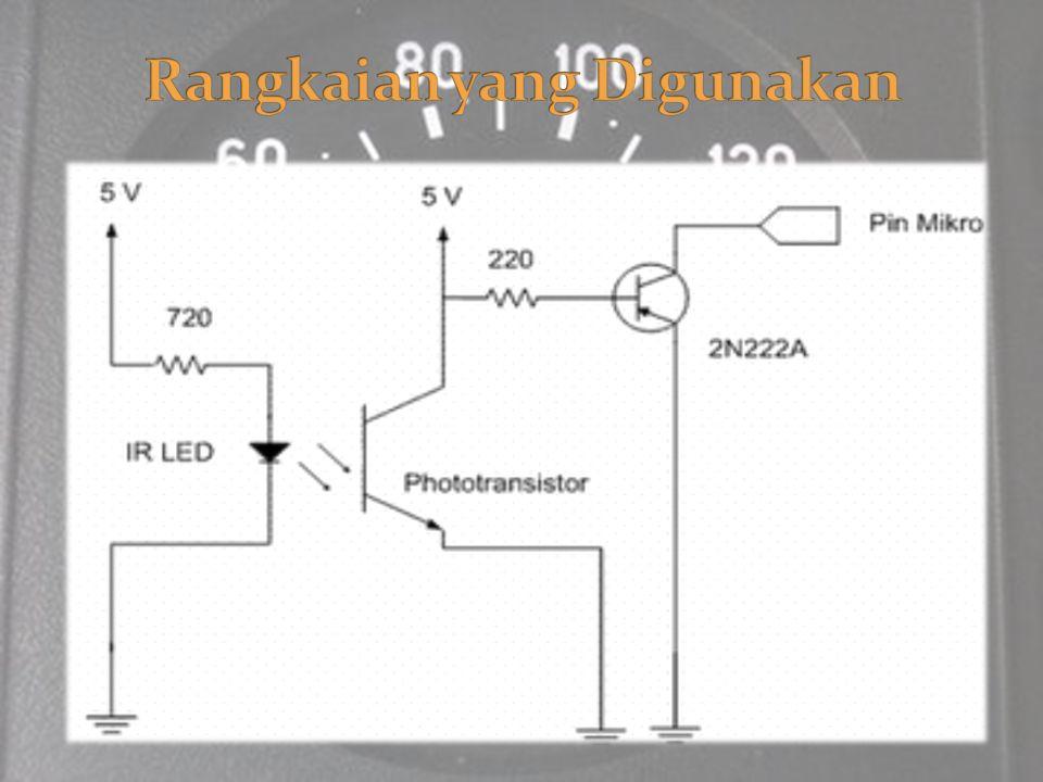 Ketika sensor mendapatkan sinyal dari pengirimnya, sensor kecepatan akan memberikan informasi kepada ECM tentang perubahan atau keadaan suatu komponen yang dipasang sensor tersebut, seperti posisi komponen, kecepatan komponen, dan perubahan kecepatan suatu komponen.