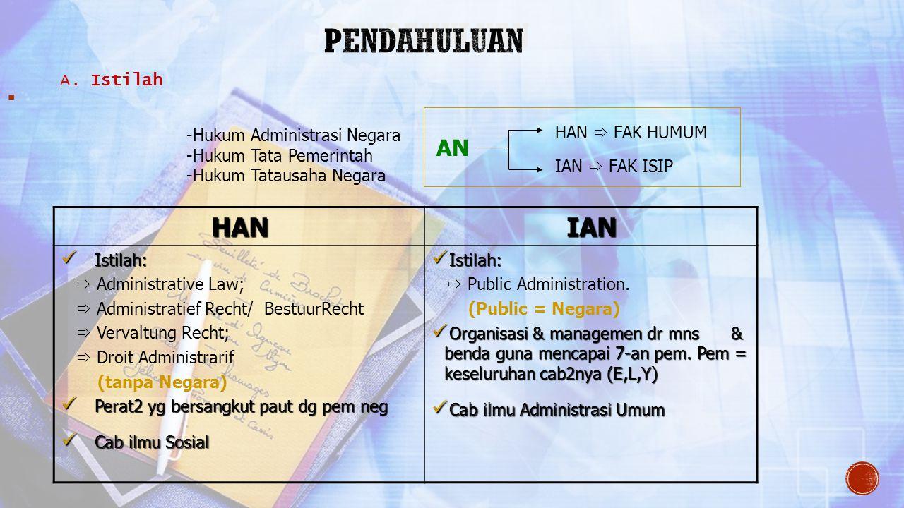  Bagi AAN, berfungsi sebagai pedoman dalam melakukan penafsiran dan penerapan terhadap ketentuan-ketentuan per-UU-an yang bersifat tidak jelas.