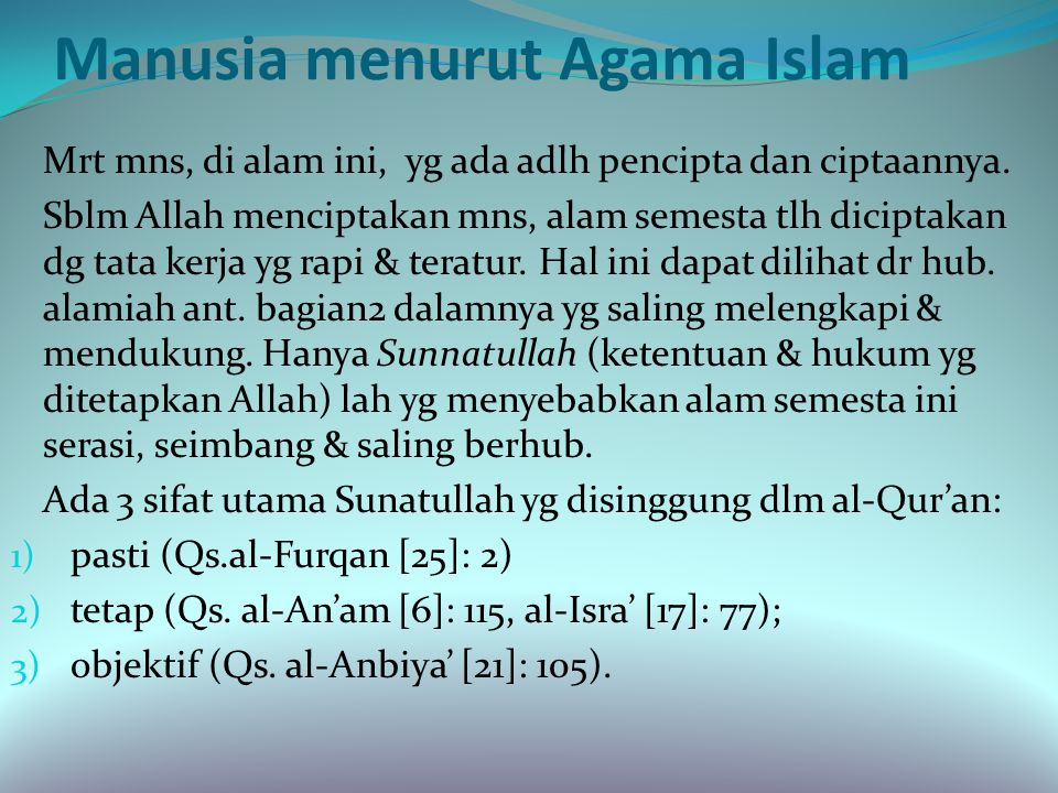Lanjutan Agama adlh the problem of ultimate concern (mas.