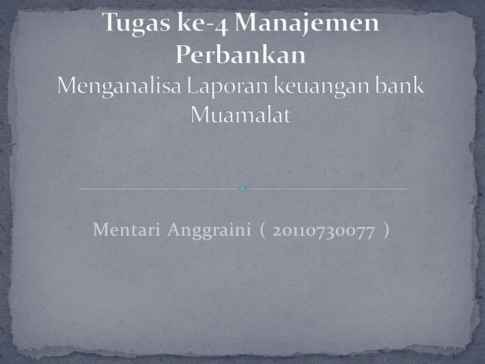 Mentari Anggraini ( 20110730077 )