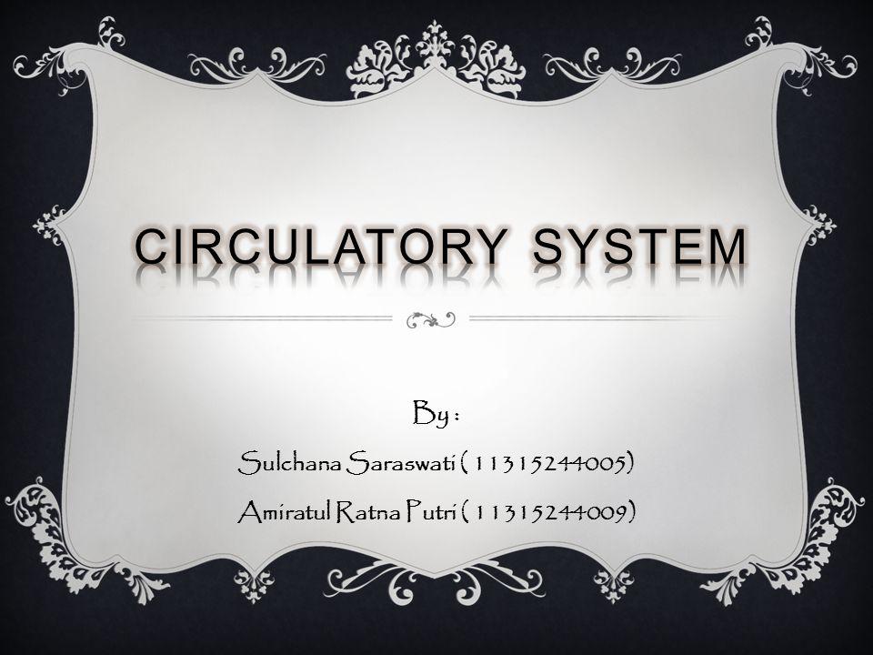 By : Sulchana Saraswati ( 11315244005) Amiratul Ratna Putri ( 11315244009)