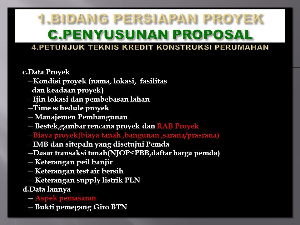 1.SERTIFIKAT HAK GUNA BANGUNAN 2. CEK DATA FINANSIAL USER 3.
