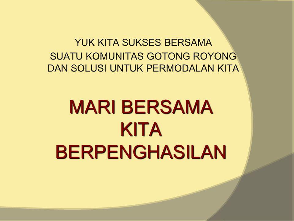 PROFIL PERUSAHAAN  ASLI DARI ANAK BANGSA INDONESIA  KANTOR PUSAT AKAN ADA DI SURABAYA DAN LEGALITAS MASIH DI PROSES, DAN AKAN DIDIRIKAN PT  Peluang anda utk menjadi orang awal nya … 2