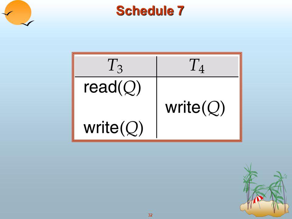 32 Schedule 7