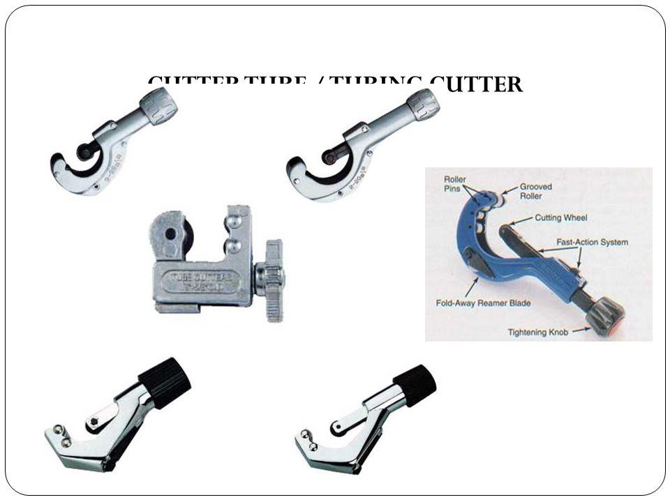 CUTTER TUBE / TUBING CUTTER