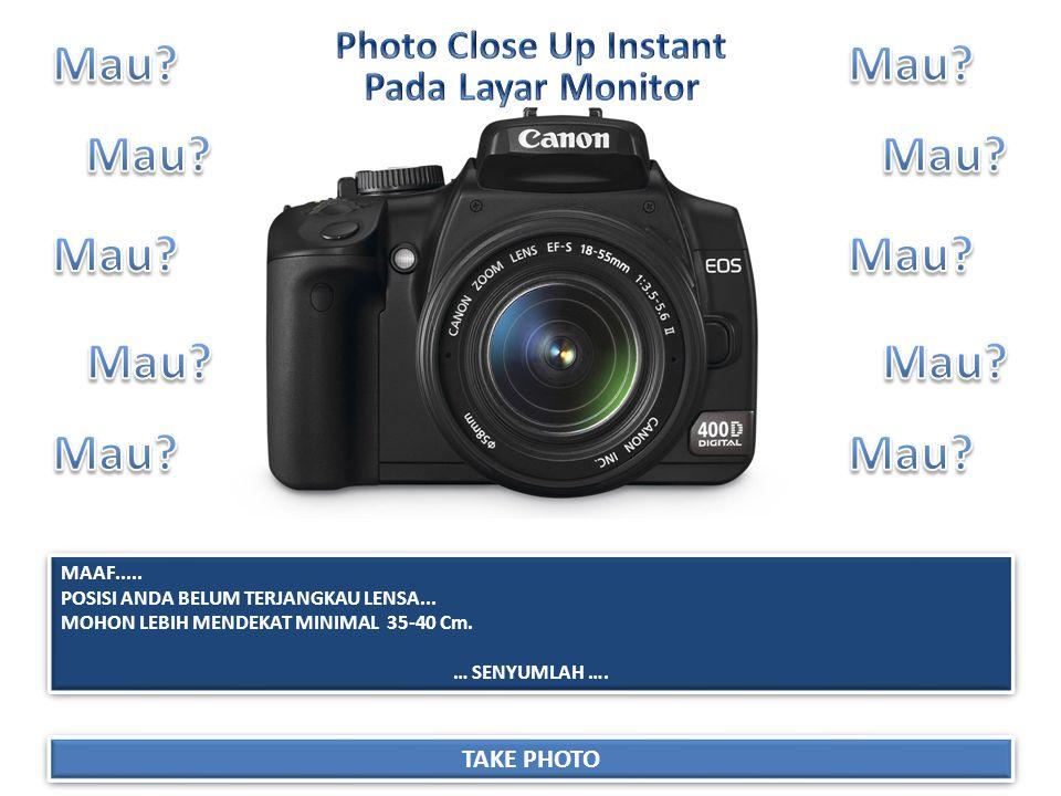 Ini adalah teknologi digital dari CANON EOS 400D.