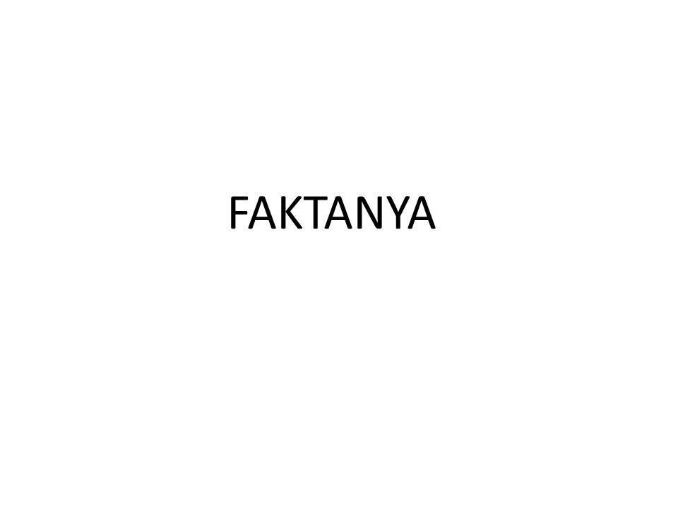 FAKTANYA