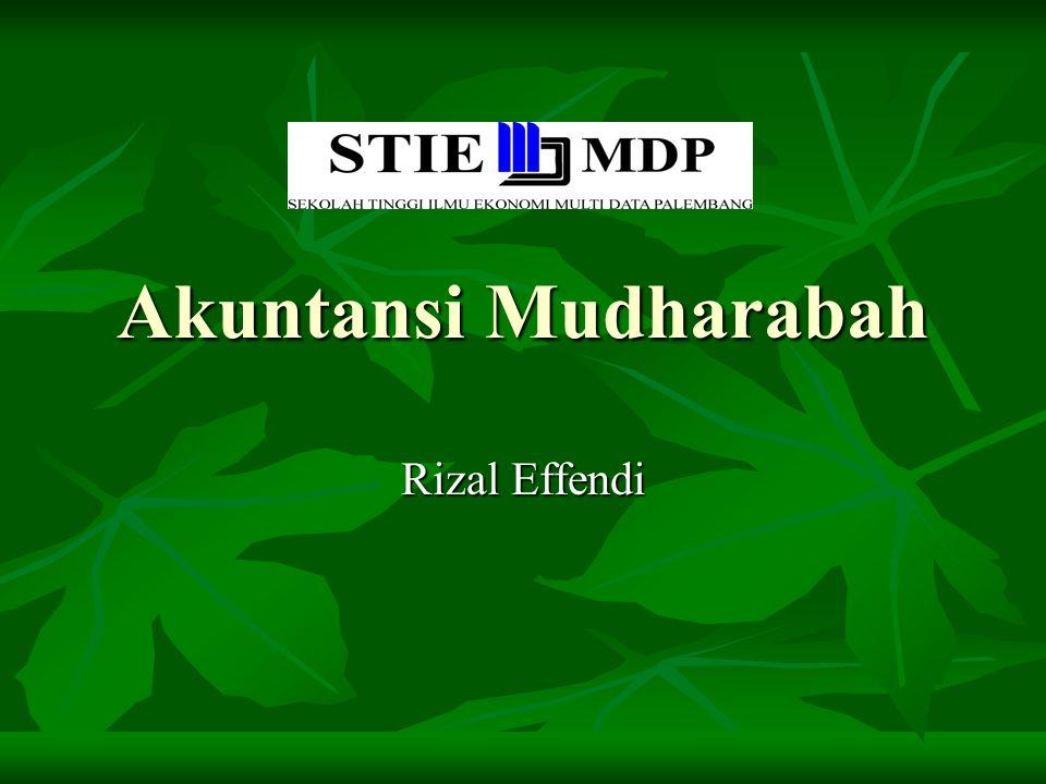 Akuntansi Mudharabah Rizal Effendi