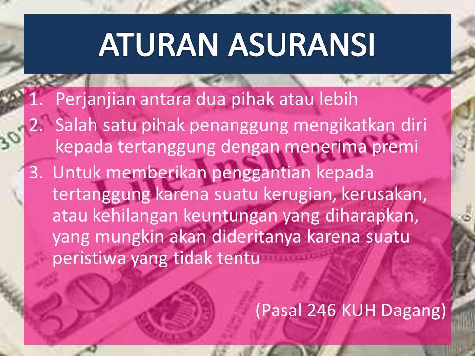 Jangka Waktu maksimal untuk asuransi jiwa yang berlaku di Indonesia adalah selama 20 Tahun Contoh; jika saat ini anda berusia 30 tahun dan dalam perencanaan keuangan tujuan keuangan anda membutuhkan perencanaan asuransi sampai dengan usia 60 tahun, maka anda membutuhkan jangka waktu selama 30 tahun.