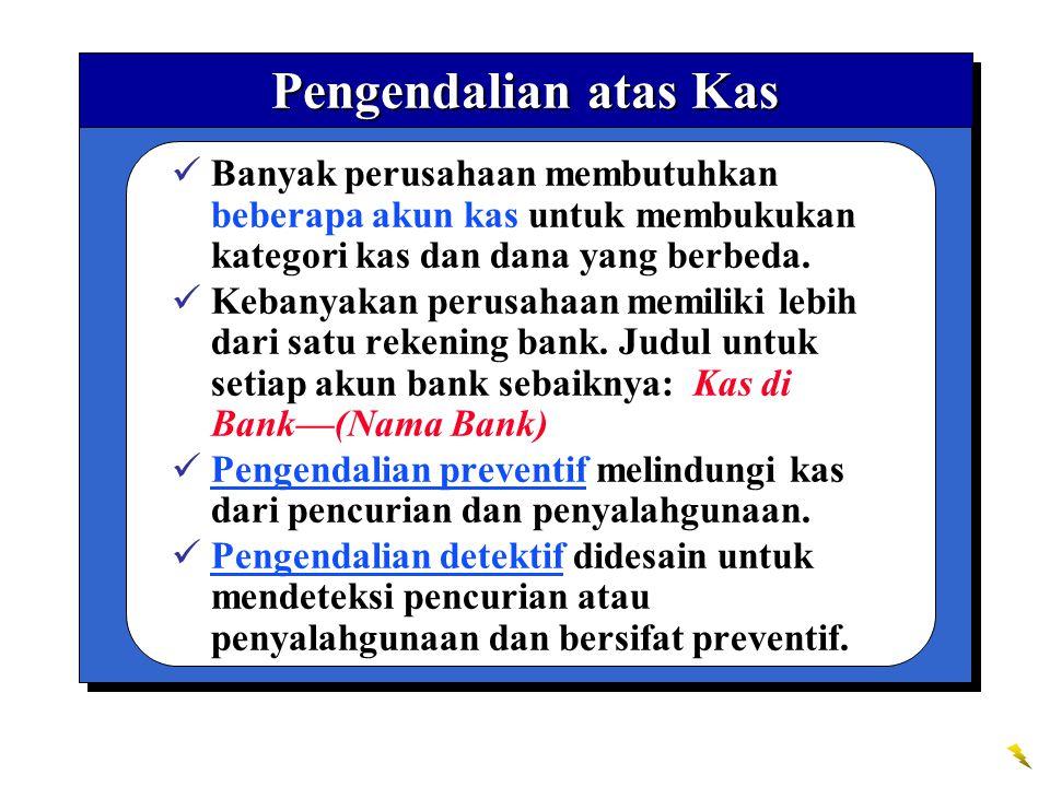 Catatan yang diterima dari bank atas semua transaksi yang berkaitan dengan suatu rekening disebut laporan bank.