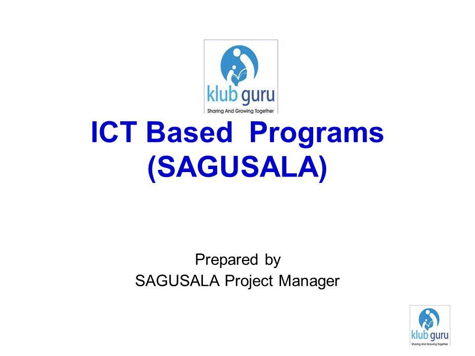 Notebook SAGUSALA Intel® Pentium Dual-Core Processor T3400, (1 MB L2 Cache, 2.16 GHz, 667 Mhz FSB), Wireless 802.11 BG Network Connection, 14.1 Wide XGA (1280x800) TFT, DDR2 RAM 1 GB, HDD 120GB SATA, integrated 1.3 MP Webcam, BLUETOOTH READY, Weight 2.3 Kgs, 4 in 1 card Reader (SD,MMC,MS,MS Pro), 1 year warranty, OS Spesifikasi : Konten : Belajar Blog (Bamboomedia), BSE, Intel Teach, Pesona Edu Blog, Wiki, Email, KG Shop (web based) Akses Internet : Speedy (PSTN-Home) Mobile8, Telkomsel, Indosat (Mobile) Harga : Disc.