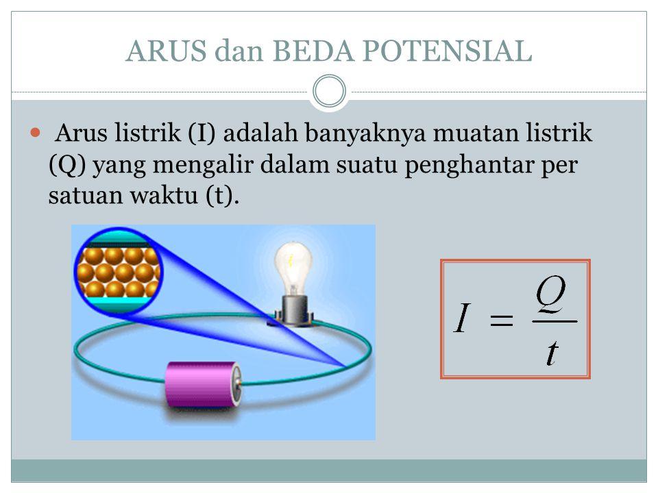 Energi Kapasitor (W) Susunan Kapasitor