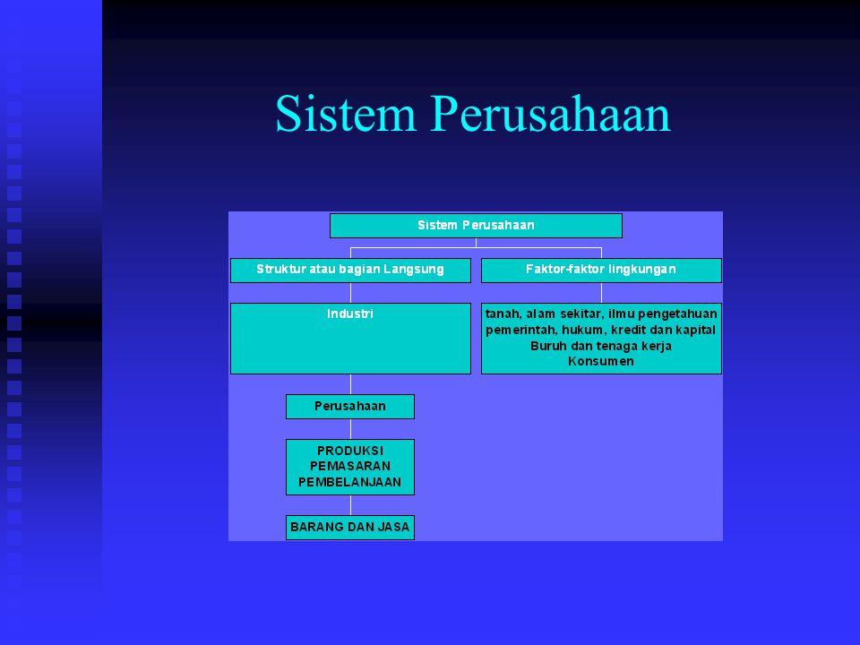 Sistem Perusahaan