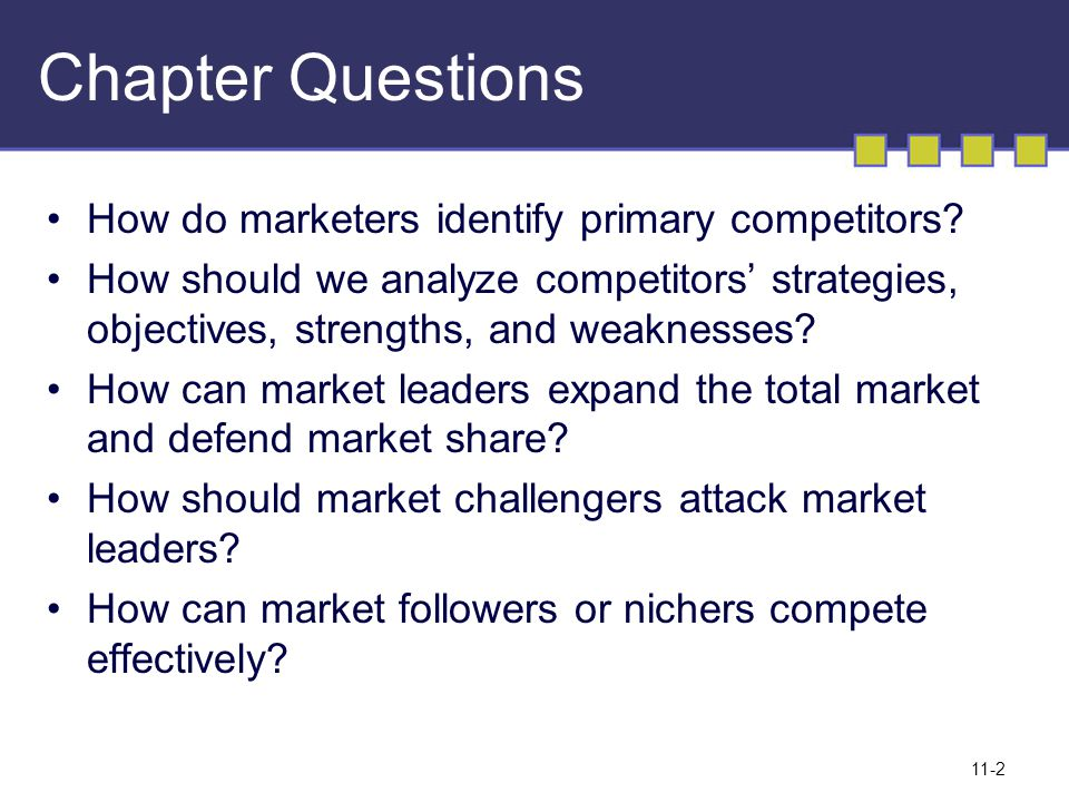 Memilih strategi serangan umum Serangan frontal, penantang menyamai kualitas produk, harga dan distribusi lawan.