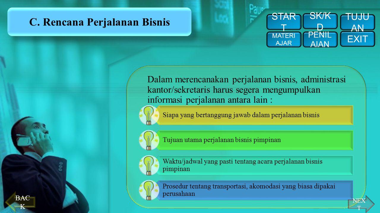 B. Macam-Macam Perjalanan BIsnis 1. Perjalanan bisnis dalam negeri Perjalanan bisnis antar kota dalam suatu provinsi Perjalanan bisnis antar provinsi