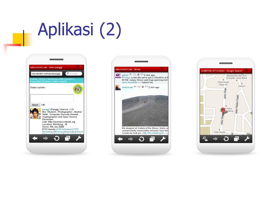 Aplikasi (2)