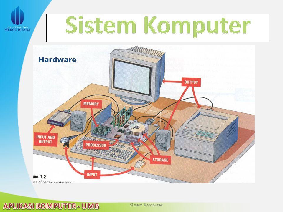 22/04/2015 Hardware Sistem Komputer
