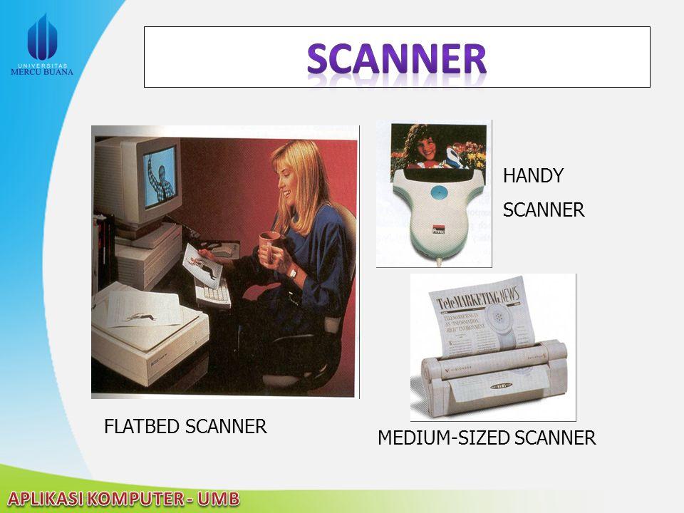 22/04/2015 HANDY SCANNER FLATBED SCANNER MEDIUM-SIZED SCANNER
