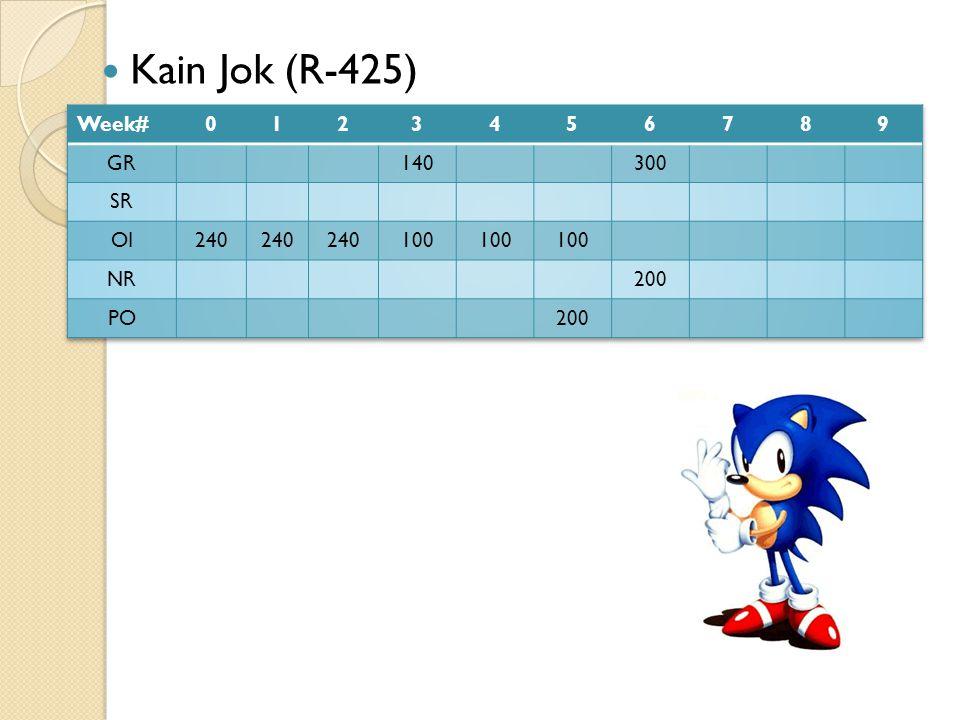 Kain Jok (R-425)