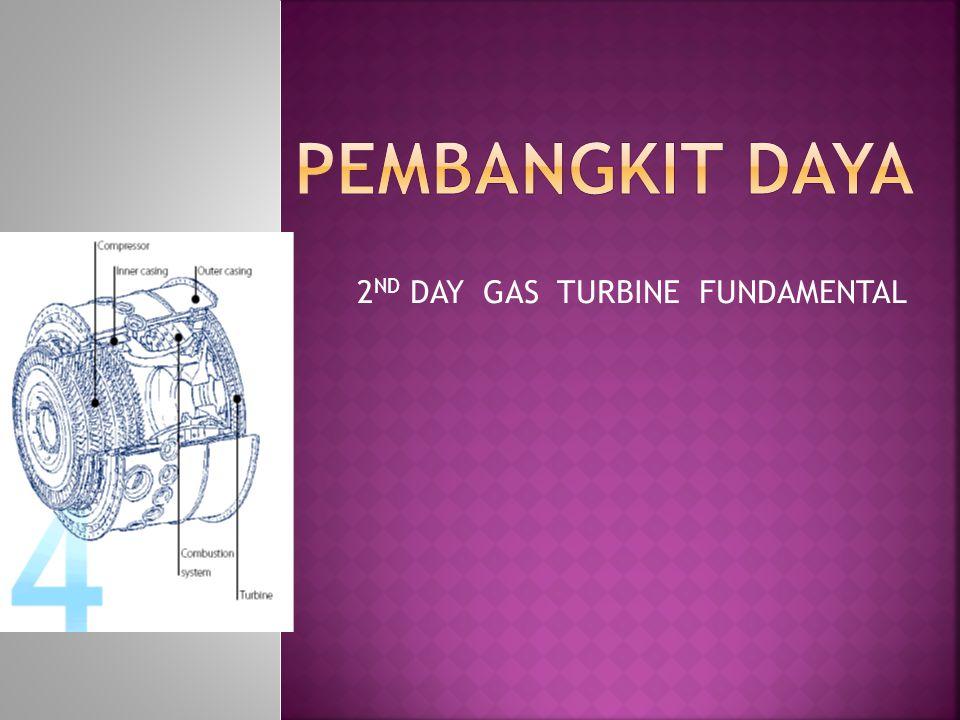 2 ND DAY GAS TURBINE FUNDAMENTAL