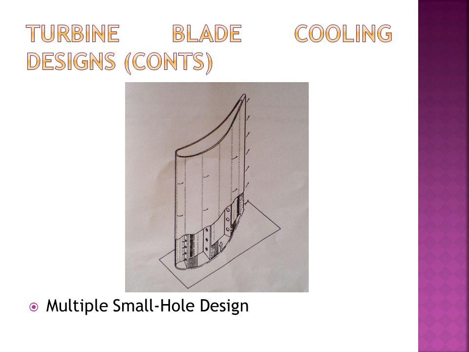  Multiple Small-Hole Design