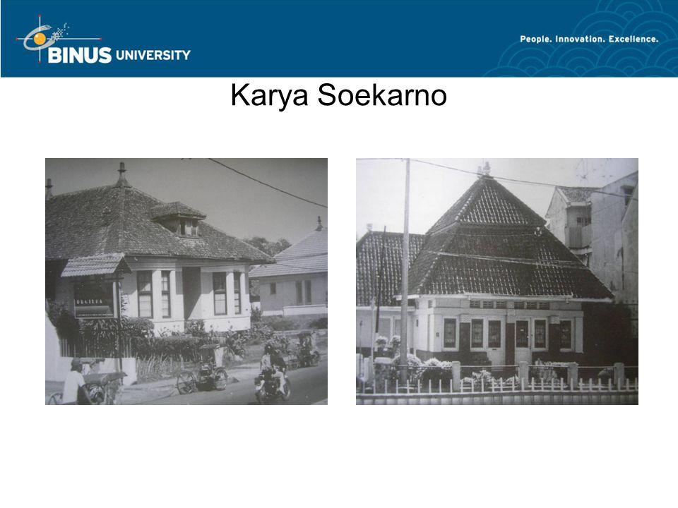 Karya Soekarno