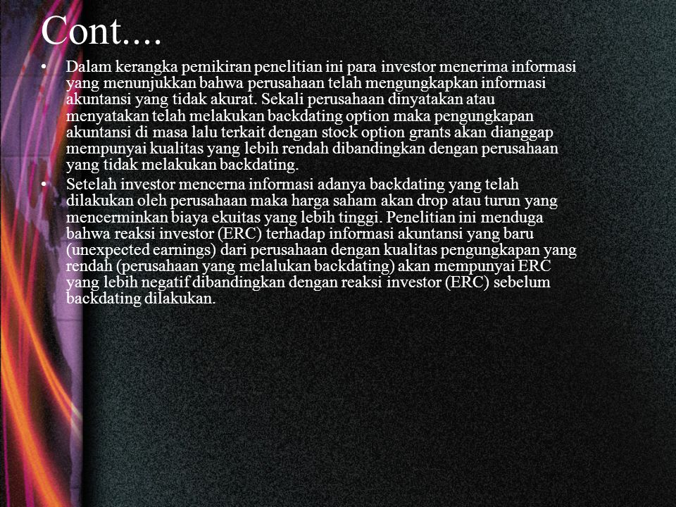 Cont....