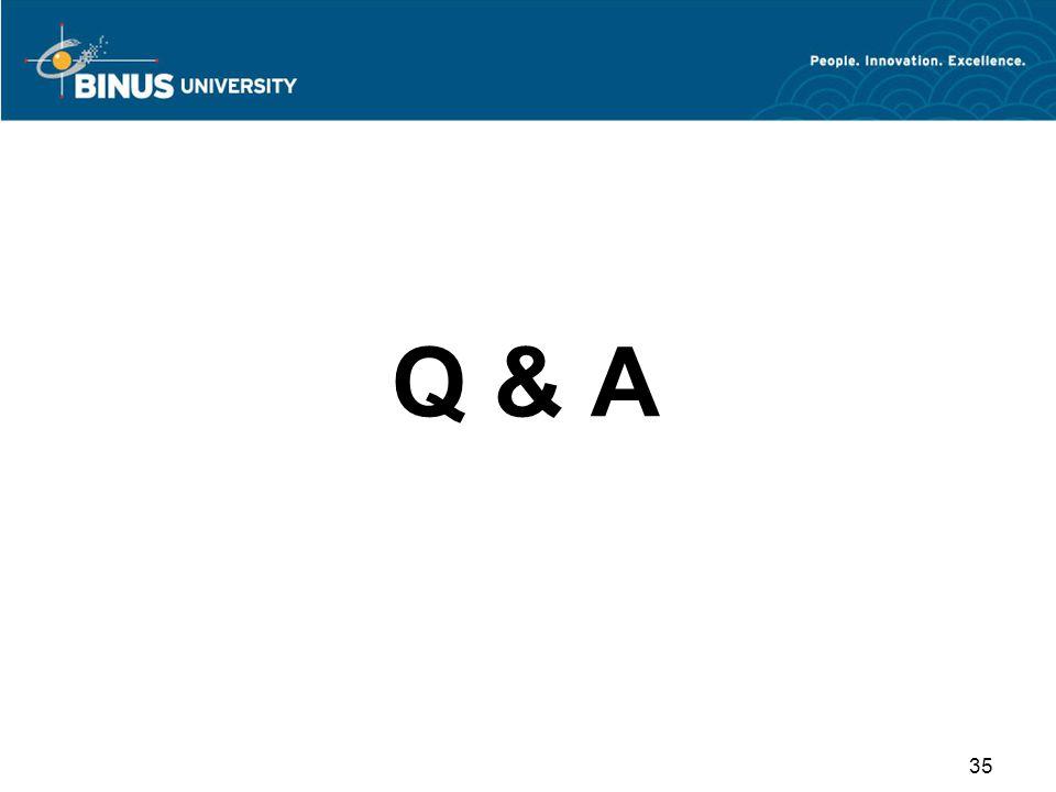 Q & A 35