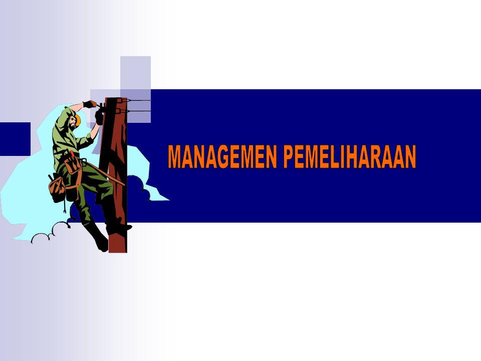 ACUAN PEMELIHARAAN PERALATAN DI LINGKUNGAN PLN P3B JB SE 032/PST/1984 + SUPLEMEN