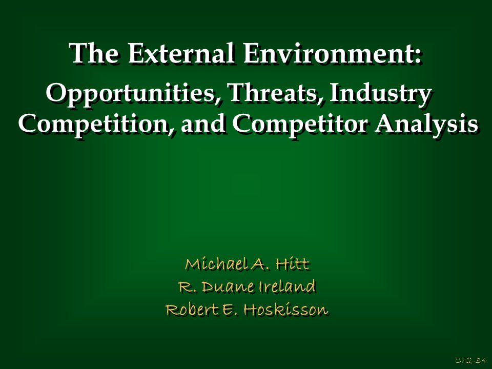 COMPANY MISSION External Environment Operating Industry And Multinational Analysis COMPANY PROFILE Strategic Analysis and Choice Long – Term objective