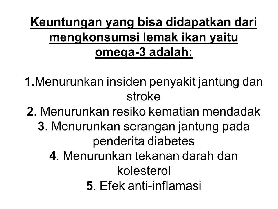 6.Kesehatan tulang 7.Menurunkan risiko dementia ( termasuk penyakit Alzheimer) 8.