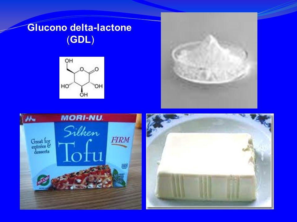 Glucono delta-lactone (GDL)
