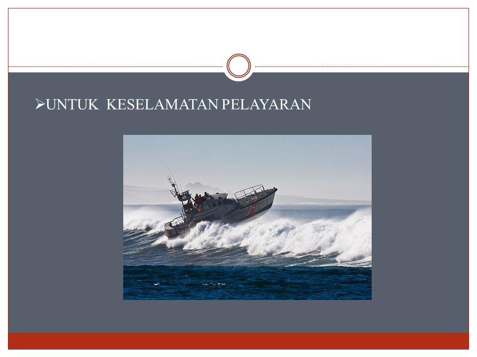 Gelombang tsunami = gelombang yang terjadi karena gempa (vulkanik atau tektonik) di dasar laut 3.
