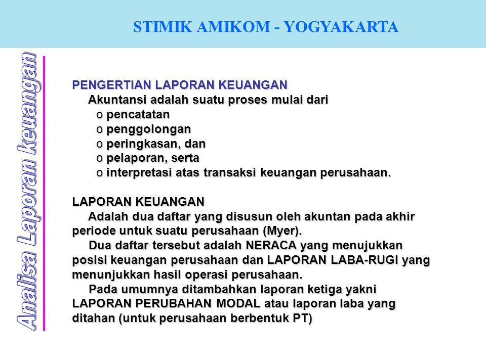 STIMIK AMIKOM - YOGYAKARTA SOAL Pada tahun 2008 perusahaan RAHAYU mempunyai rencana penjualan sebesar 50.000 unit.