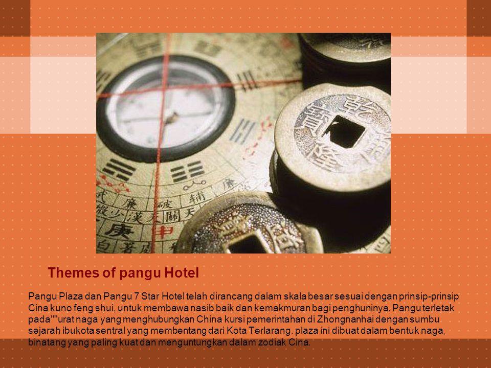 Pangu hotel Langkah ke dunia yang indah, langka dan unik Cina.