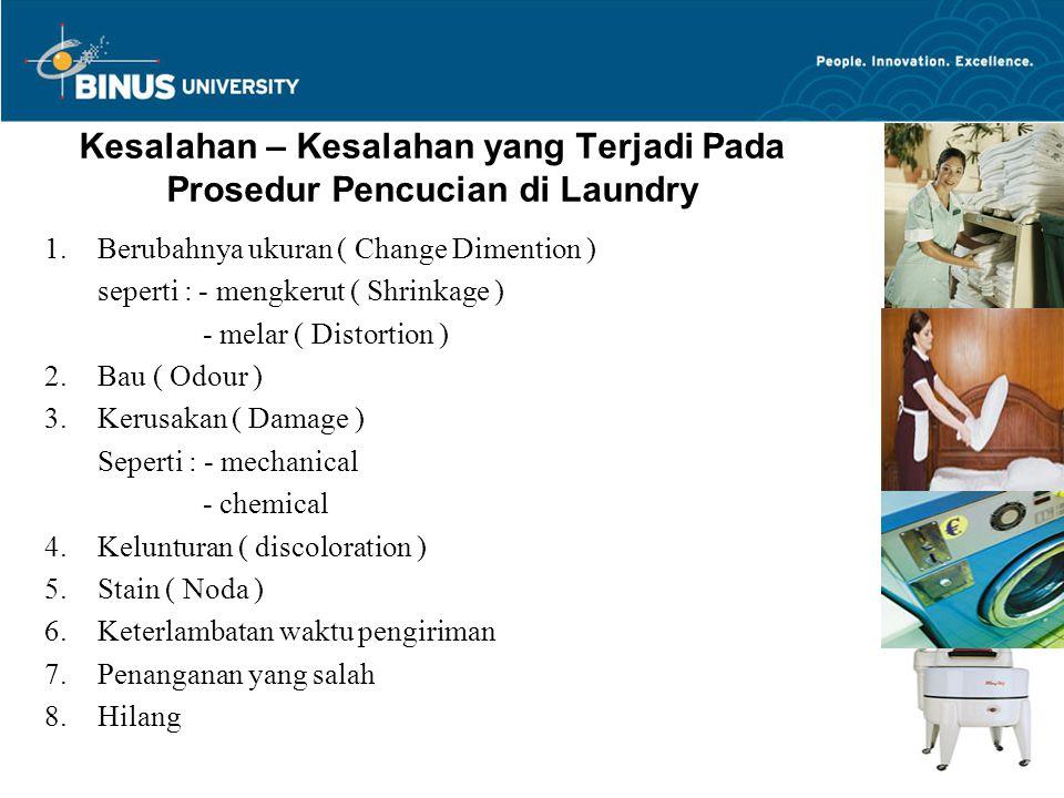 Bina Nusantara University 4 1.Berubahnya ukuran ( Change Dimention ) a.