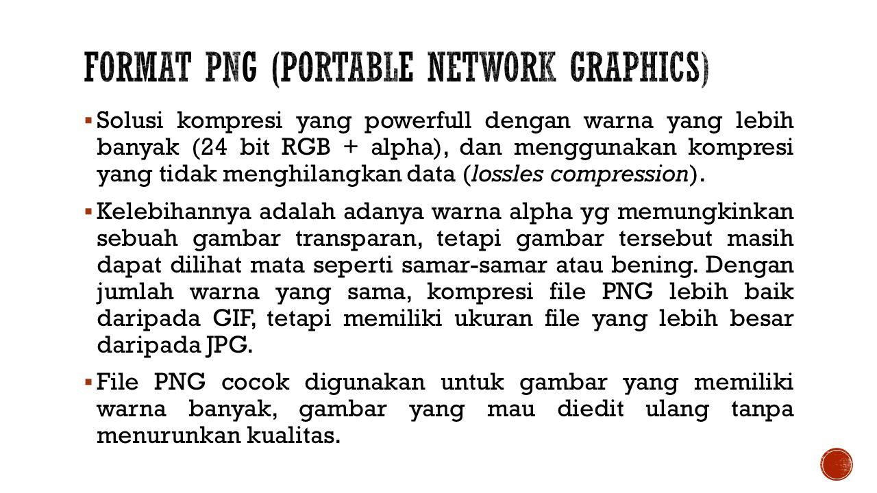  JPG itu melakukan kompresi yang lossy (membuang sebagian) sehingga gambar akan berubah, tidak sama dengan aslinya.