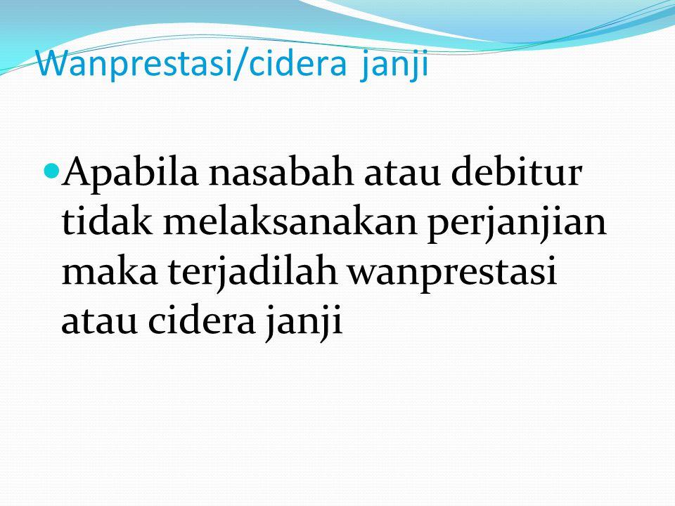 Eksekusi Jaminan Fidusia Seperti HT, yaitu: 1.Asas spesialitas atas fixed loan; 2.